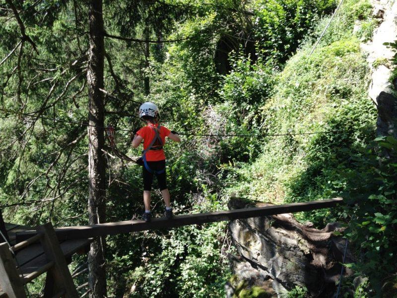 Klettersteig Kinder : Mit unseren kindern am klettersteig alpenvereins