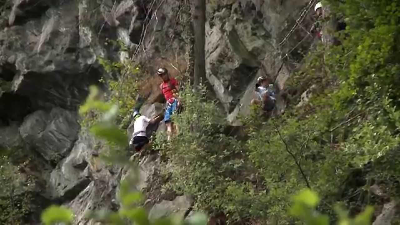 Klettersteig Für Kinder : Kinder klettersteig mayrhofen: kids friendly rock climbing in tirol